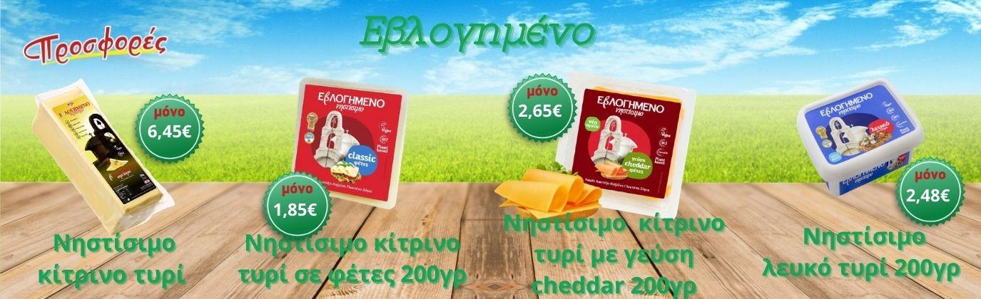 νηστίσιμο κίτρινο τυρί 2
